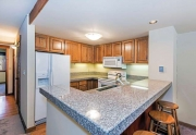 Updated Kitchen with Granite Tile | Tahoe condo for sale