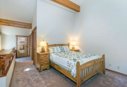 Master Bedroom | Alpine Meadows Real Estate Listing