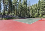 HOA Tennis Court | Alpine Meadows Condos for Sale