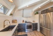 Tahoe City Real Estate | 135 Lakewood Lane | Kitchen