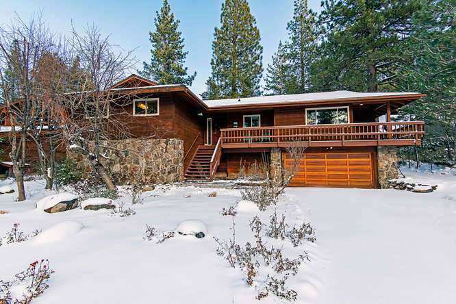 Dollar Point Real Estate | 136 Marlette Drive Tahoe City