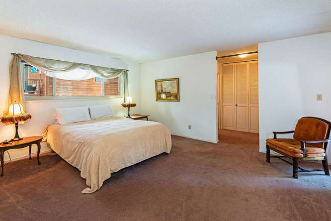Dollar Point Real Estate | 136 Marlette Drive Tahoe City | Bedroom