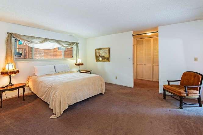 Dollar Point Real Estate | 136 Marlette Drive Tahoe City | Bedroom