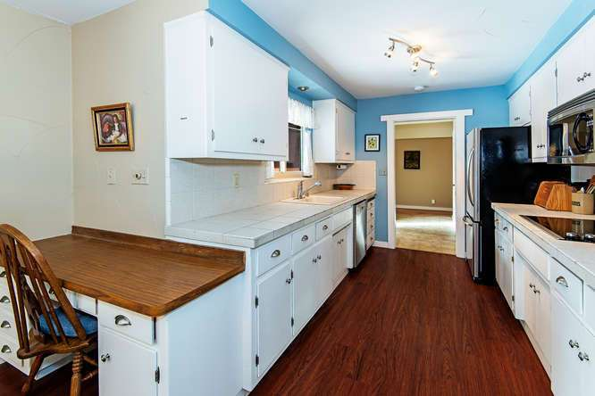Dollar Point Home for Sale | 136 Marlette Drive Tahoe City | Kitchen