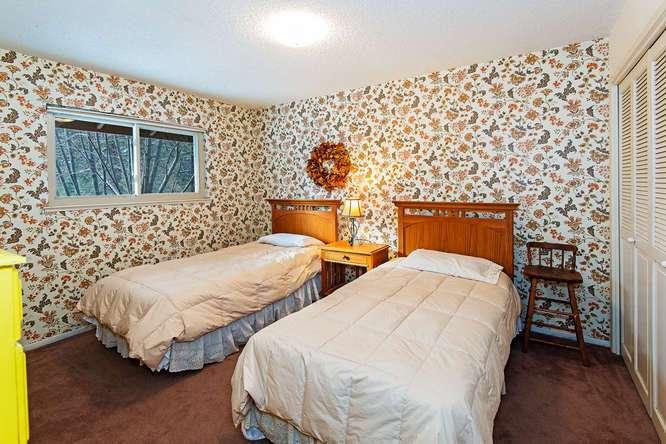 Lake Tahoe Real Estate | 136 Marlette Drive Tahoe City | Bedroom