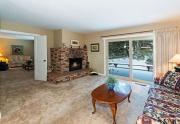 North Lake Tahoe Real Estate   136 Marlette Drive Tahoe City   Living Room