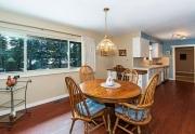 Lake Tahoe Real Estate   136 Marlette Drive Tahoe City   Dining Area