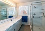 North Lake Tahoe Real Estate   136 Marlette Drive Tahoe City   Bathroom