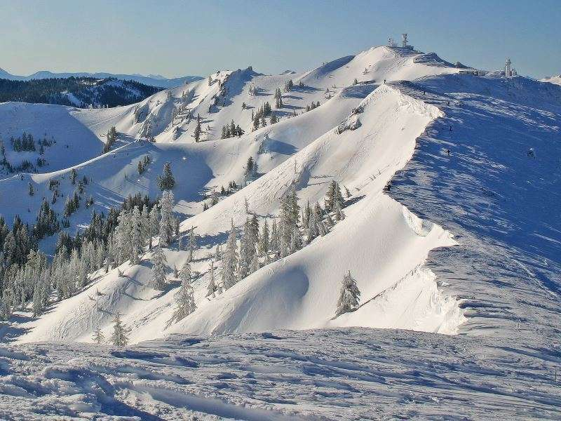 Alpine Meadows Ski Resort | Estelle Bowl