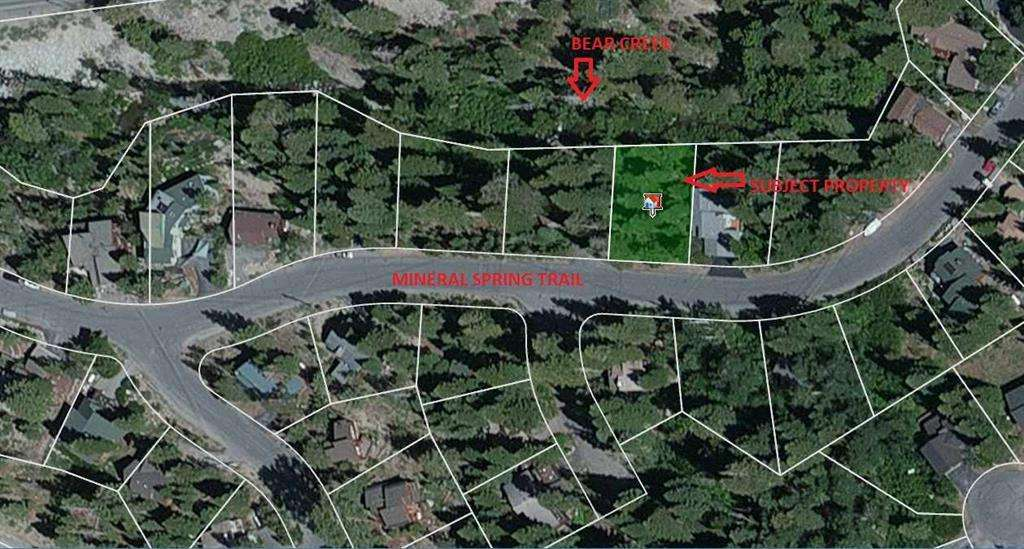 1368 Mineral Spring Trail | Alpine Meadows Land for Sale