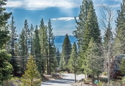 Views of Lake Tahoe from Front Deck