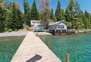 1380 West Lake Blvd. Luxury homes on Tahoe.