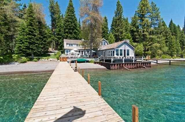 1380 west lake blvd lake tahoe luxury real estate for Luxury lake tahoe homes for sale