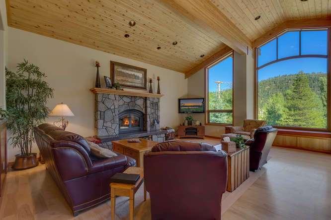 Squaw Valley Ski Resort Homes