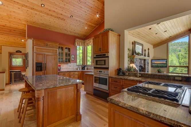 Squaw Valley Luxury Property