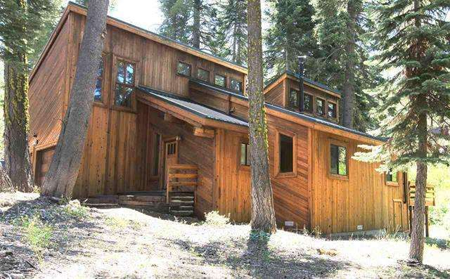 Alpine Meadows Chalet