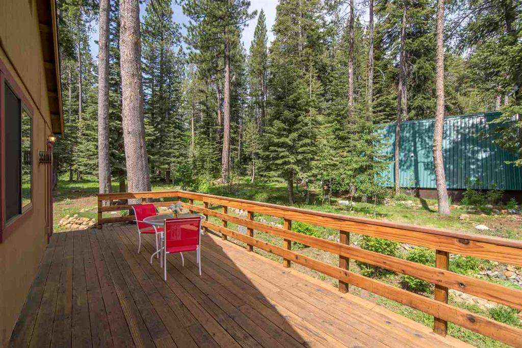 Real Estate Sold in Truckee
