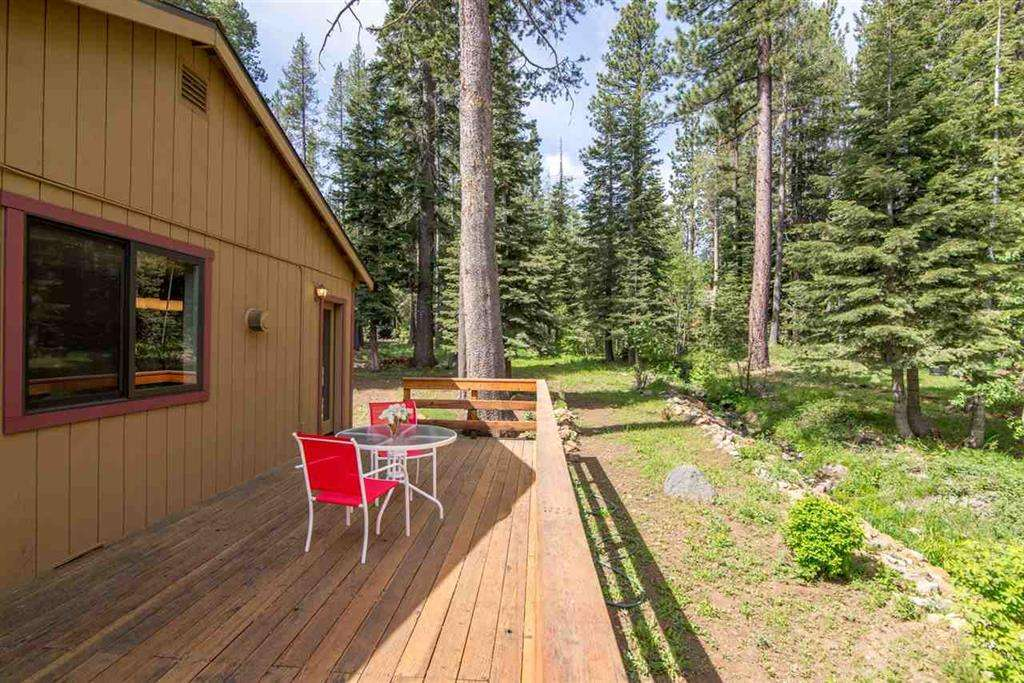 Sold in Tahoe Donner