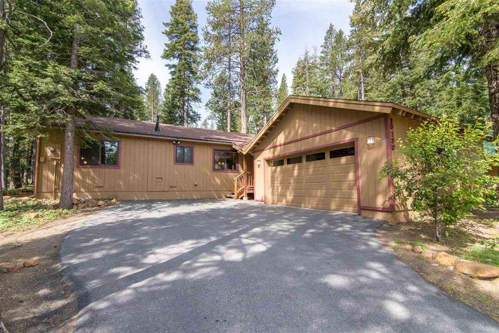 Home for Sale Tahoe Donner