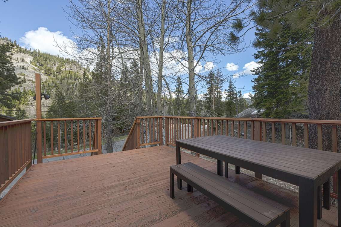 Alpine Meadows Cabin For Sale