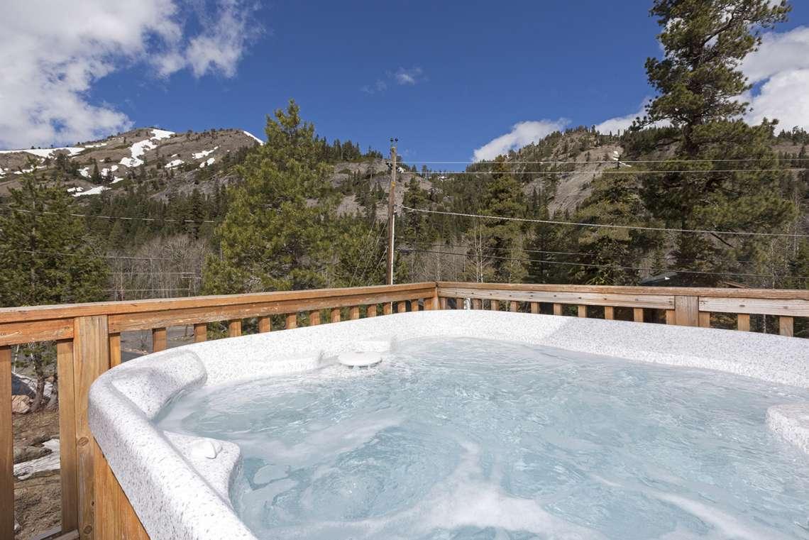 Alpine Meadows Cabin