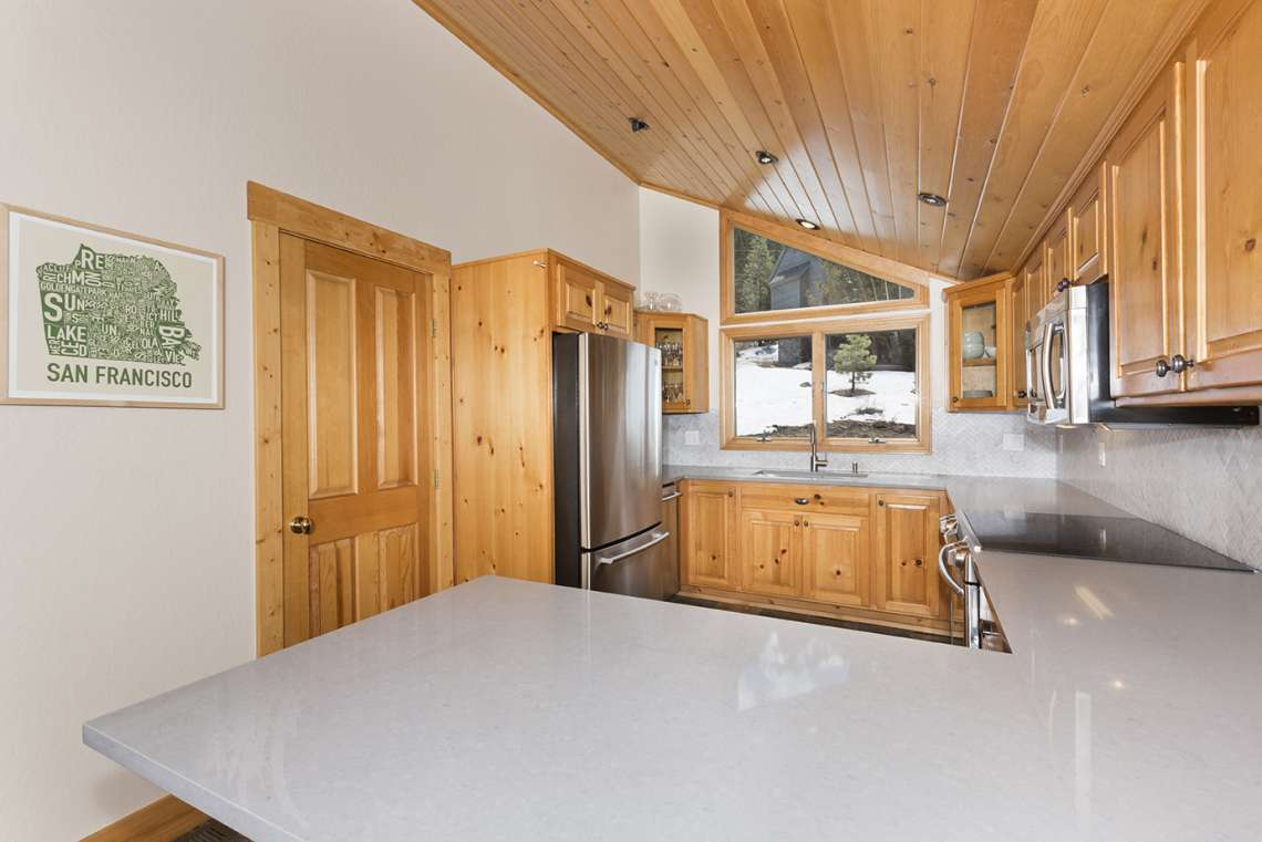 Cabin For Sale Alpine Meadows