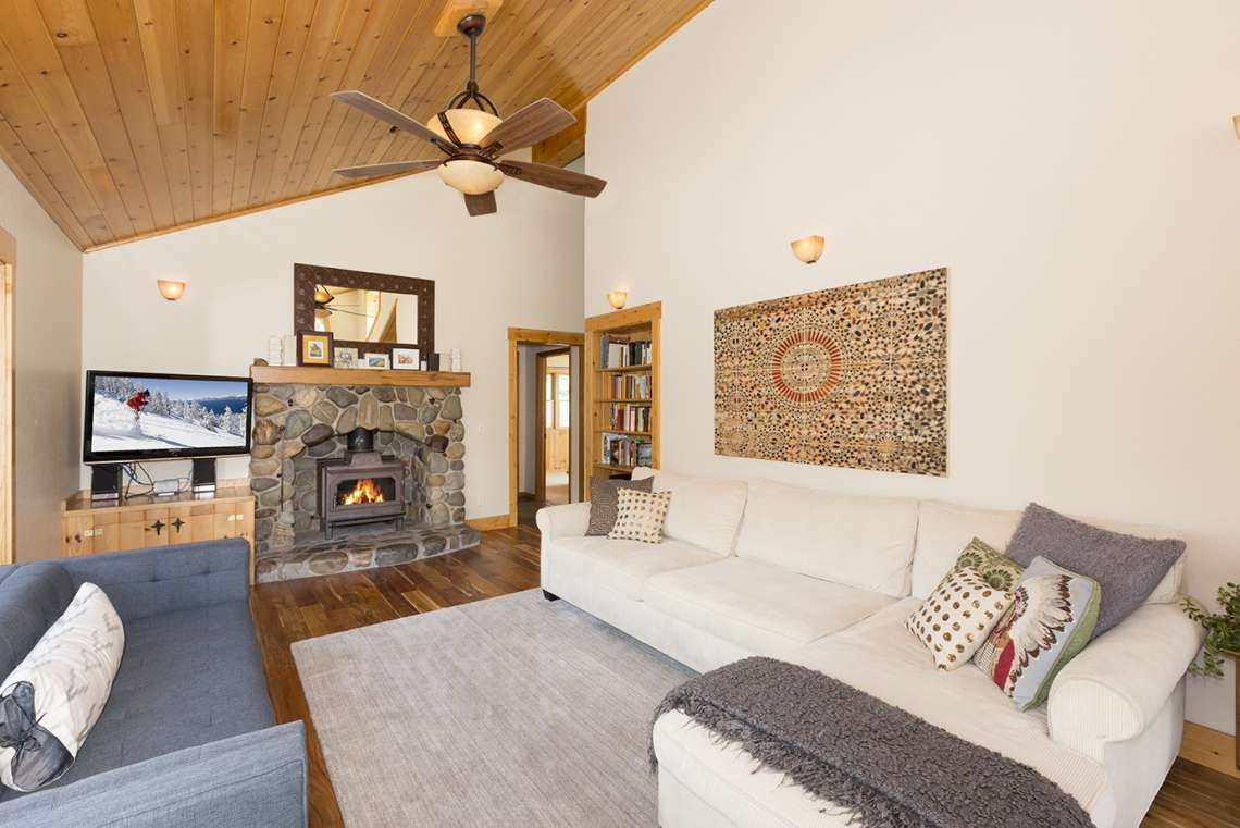 Alpine Meadows Ski Resort Cabin