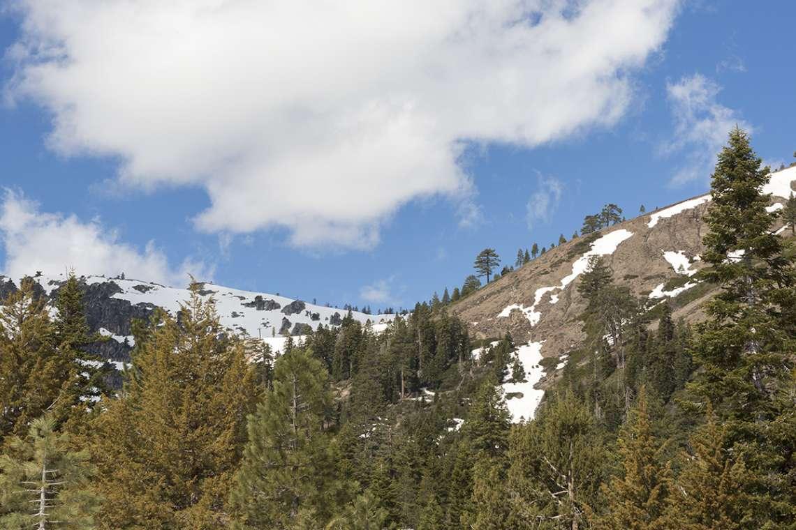 Alpine Meadows Ski Resort Cabin