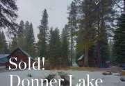 16290 Ute Dr | West End Donner Lake Land Sale