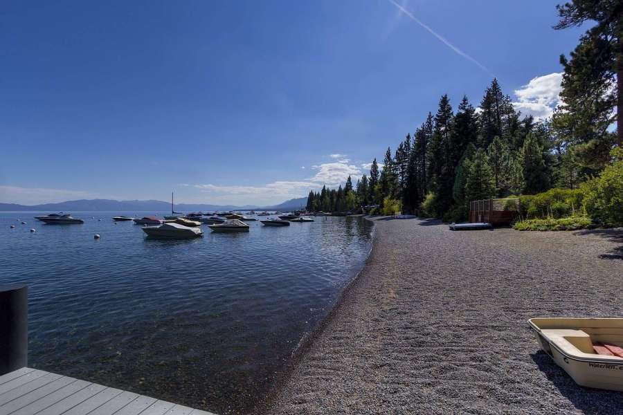 Lake Tahoe Park Association Beach