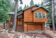 200 Hastings Lane | Kings Beach Real Estate | Exterior View of Custom Lake Tahoe Home