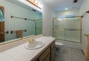200 Hastings Lane | Kingswood Estates Lake Tahoe | Guest Bathroom
