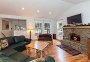 200 Hastings Lane | Lake Tahoe Mountain Home | Spacious Living Room