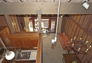 205 Alpine Meadows Rd. #2 | Alpine Meadows Ski Condo for Sale | View from Loft to Living Area