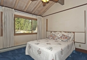 205 Alpine Meadows Rd. #2 | Alpine Meadows Ski Condo for Sale | Master Bedroom