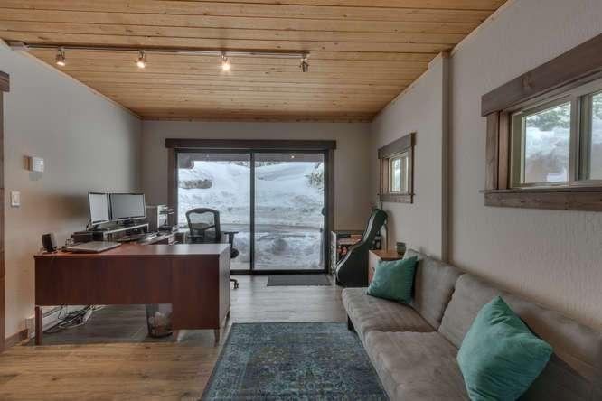 Office / Bonus Room | Tahoe City Real Estate
