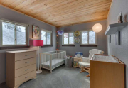 Guest Bedroom 1 | Remodeled Alpine Meadows Townhouse For Sale