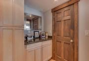Hallway between Guest Bedrooms | Tahoe City Townhouse For Sale