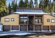 Front of Building | Alpine Meadows Condo For Sale