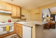 Remodeled Kitchen | Alpine Meadows Condo For Sale