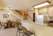 Kitchen - Dining Area | Alpine Meadows Condo For Sale