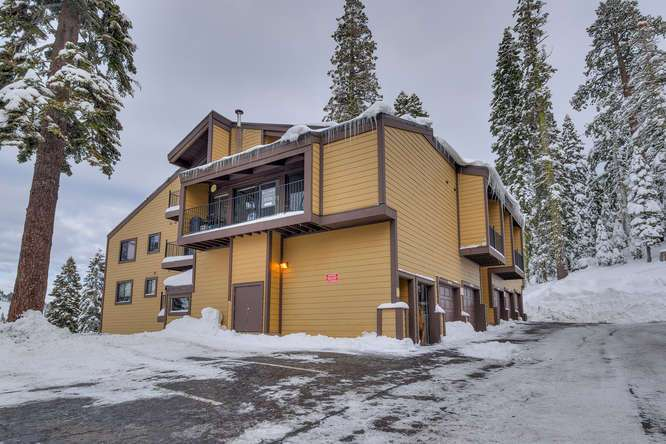 Alpine Meadows Condo | 2201 Scott Peak Pl 38 | Front Exterior