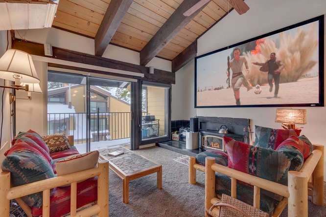 Alpine Meadows Real Estate | 2201 Scott Peak Pl 38 | Living Room
