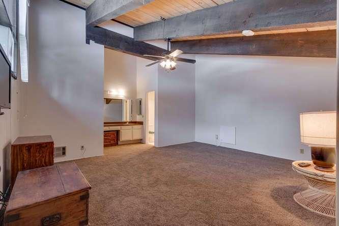 Lake Tahoe Real Estate | 2201 Scott Peak Pl 38 | Master Bedroom