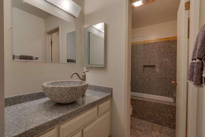 Alpine Meadows Condo | 2201 Scott Peak Pl 38 | Bathroom