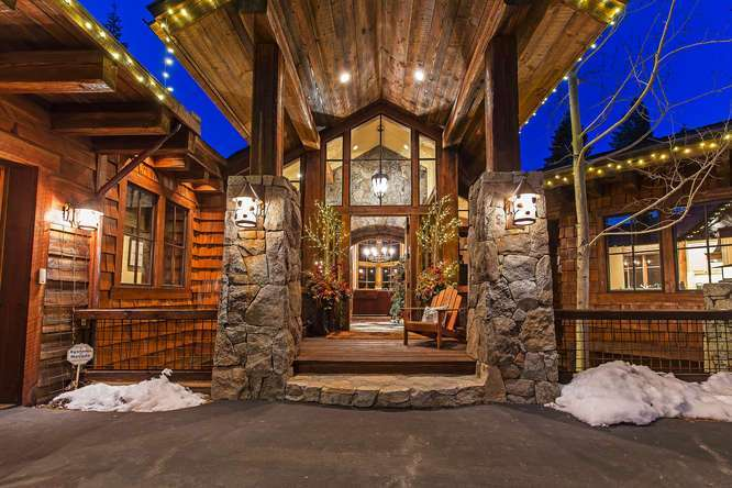 Grand Entrance to the Property |Northstar Luxury Real Estate
