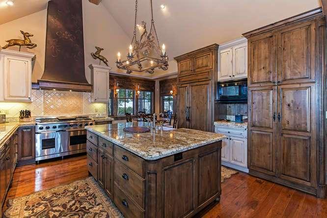 Gorgeous Chef's Kitchen | Luxury Ski Home