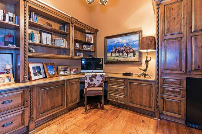Private Office | Homes For Sale Lake Tahoe