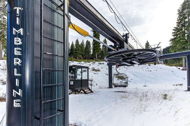 Northstar's TImberline Chairlift is Walking Distance from the house | Ski Resort Real Estate | Truckee Luxury Home For Sale
