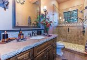 Guest Bathroom   Lake Tahoe Luxury Real Estate